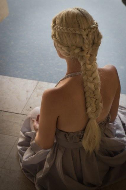 Os Melhores Penteados da Série Game of Thrones