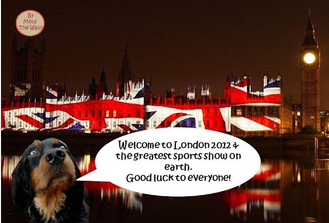 Welcome to The London 2012 Olympic games.