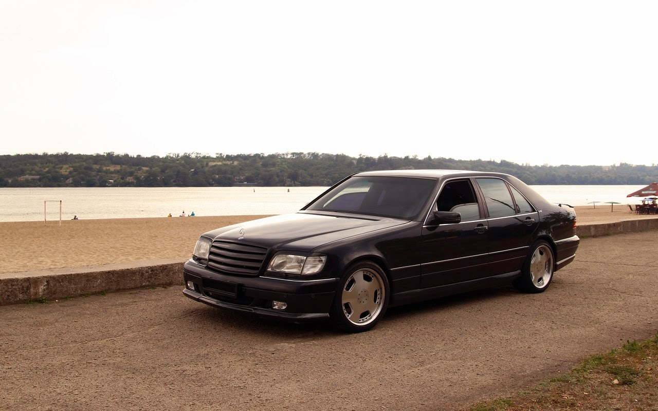 Mercedes benz w140 s600 wald body kit benztuning for S600 mercedes benz