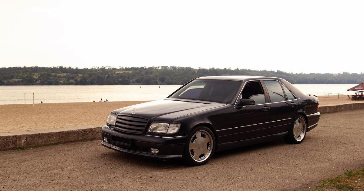 Mercedes benz w140 s600 wald body kit benztuning for Mercedes benz w140