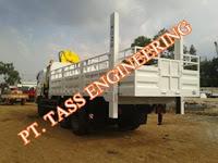 Karoseri Truck Crane