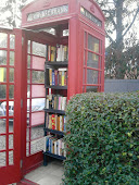 Even old telephone boxes need books