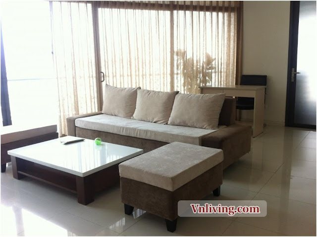 The Vista An Phu 2 bedrooms apartment for rent fully furniture