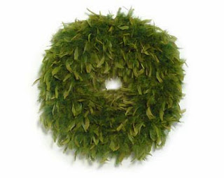 Coronas Navideñas Verdes, parte 3