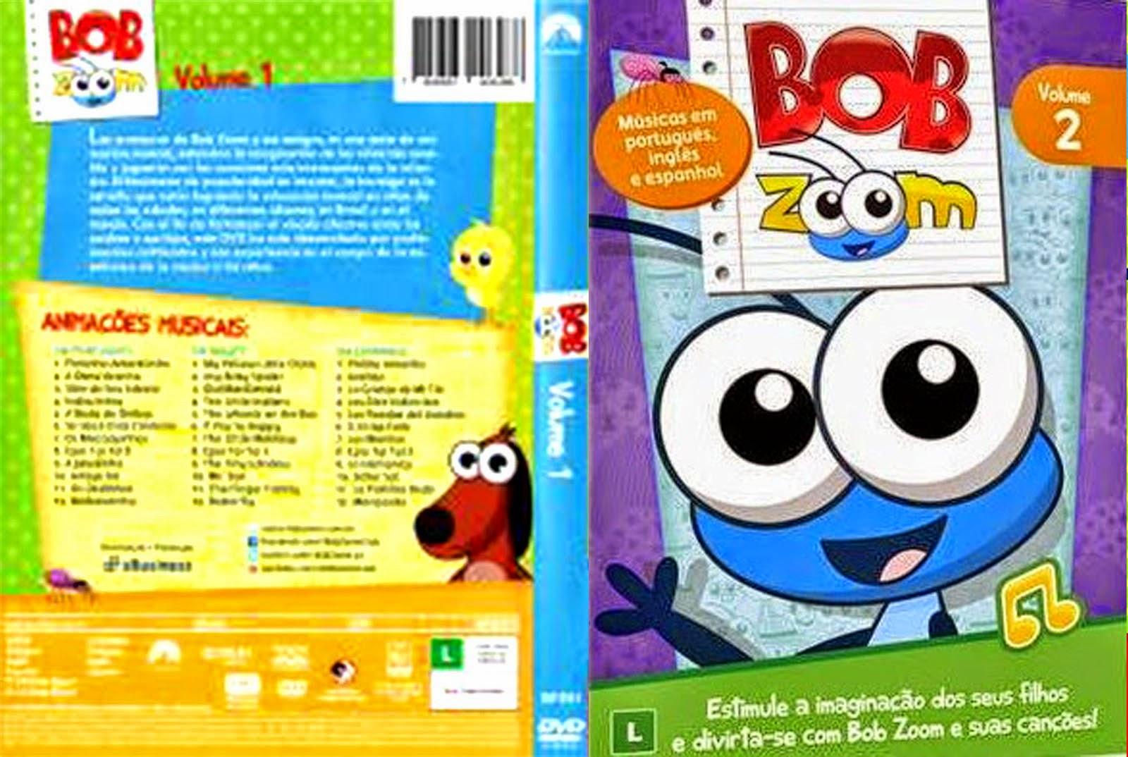 Download Bob Zoom Vol. 2 DVDRip XviD Dublado Bob Zoom  E2 80 93 Vol02