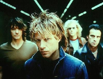 Profil dan Biografi Lengkap Bon Jovi