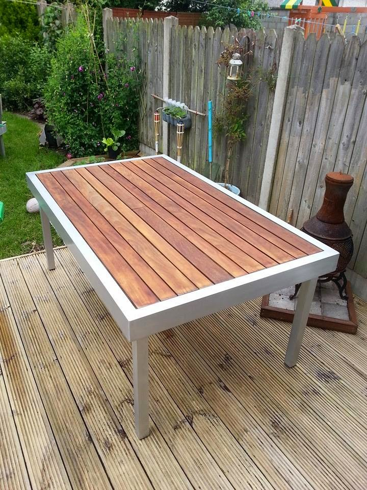 A Very Dear Friend Of Mine Has Recently Started Producing Garden Furniture.