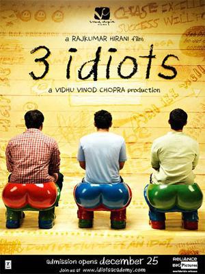 Ba Chàng Ngốc - 3 Idiots (2009)