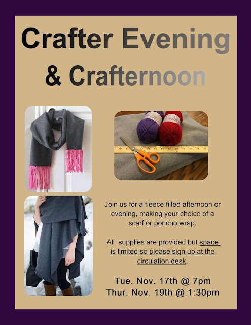 Adult Crafting in November 2016