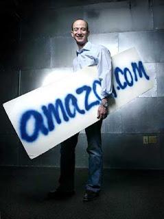 Jeff Bezoz - Founder of Amazon.com