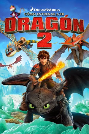 Poster How to Train Your Dragon 2 2014