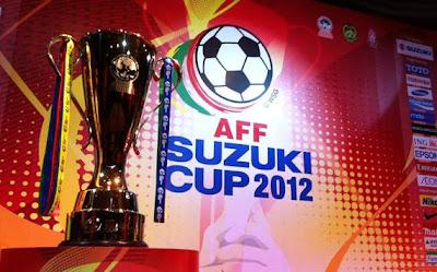 Jadual Perlawanan Piala AFF Suzuki Cup 2012