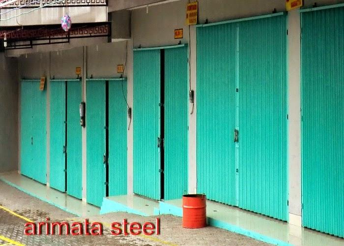 gambar untuk harga folding gate di jembatan besi