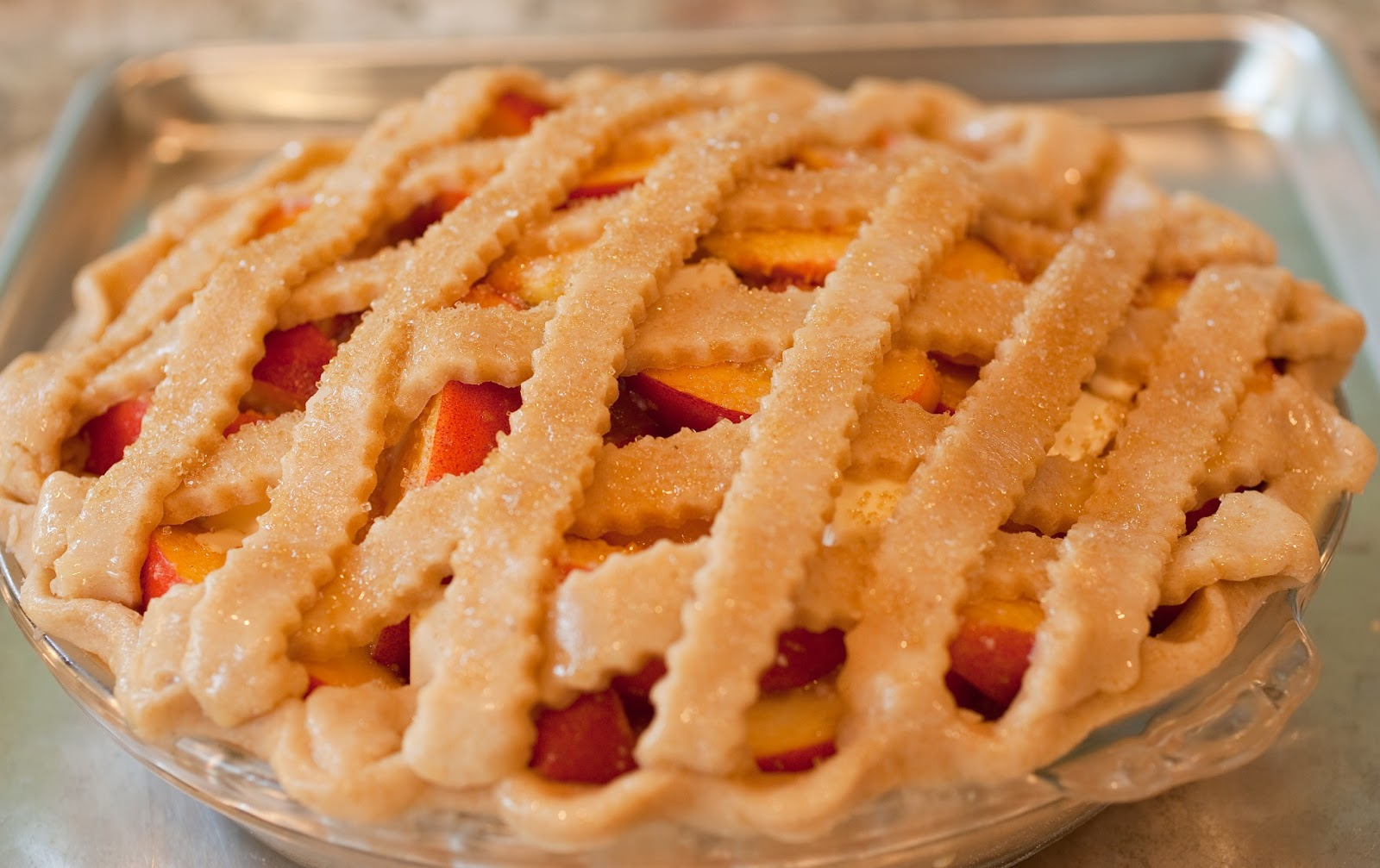Tish Boyle Sweet Dreams: Perfect Peach Pie