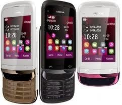 Harga Dan Spesifikasi Nokia C2-06 New
