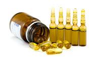 فوائد زيت فيتامين e للبشرة