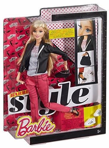 JUGUETES - BARBIE Style - Barbie | Muñeca  Producto Oficial 2015 | Mattel CFM76 | A partir de 5 años