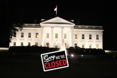 government shutdown nc