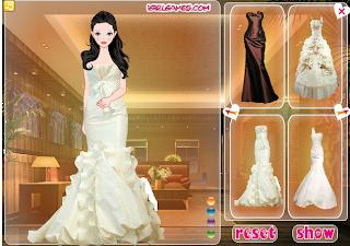 Giochi gratis di abiti da sposa per ragazze