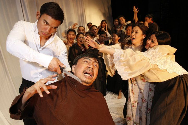 characters in noli me tangere and