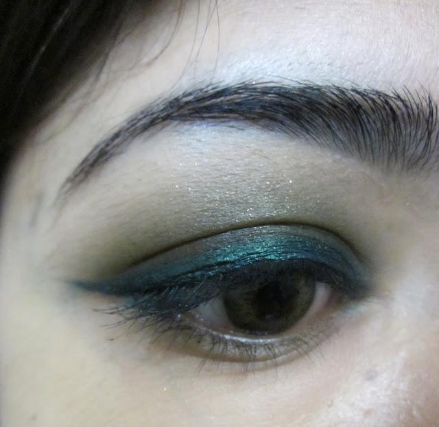 Faces Long Wear Eye Pencil Turquoise Blue