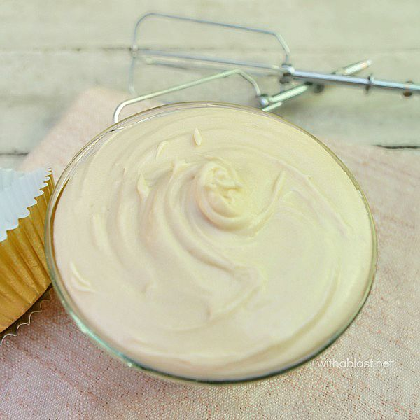 Browned Butter Frosting
