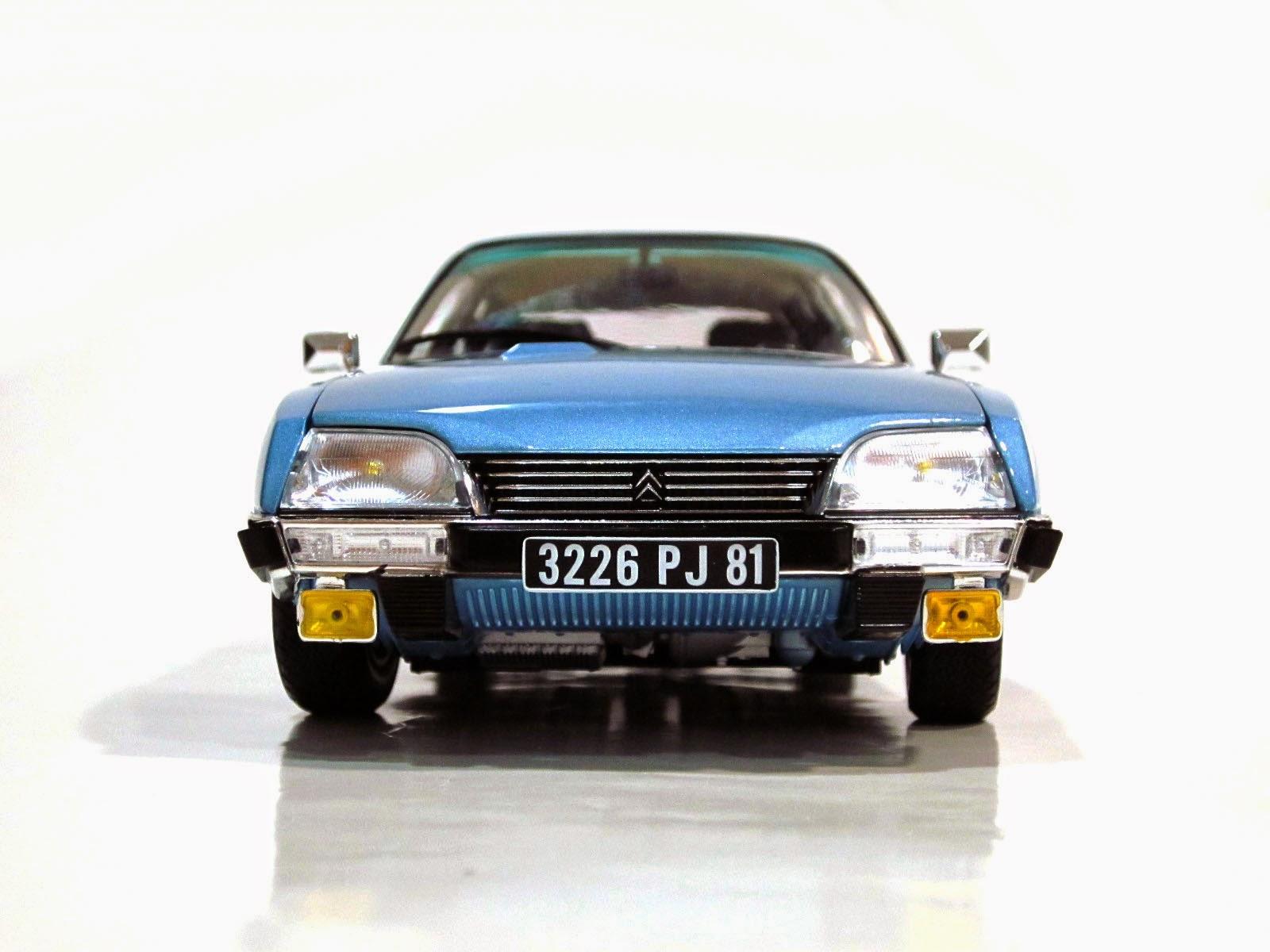 Citroën CX 2400 GTi '77 - Norev