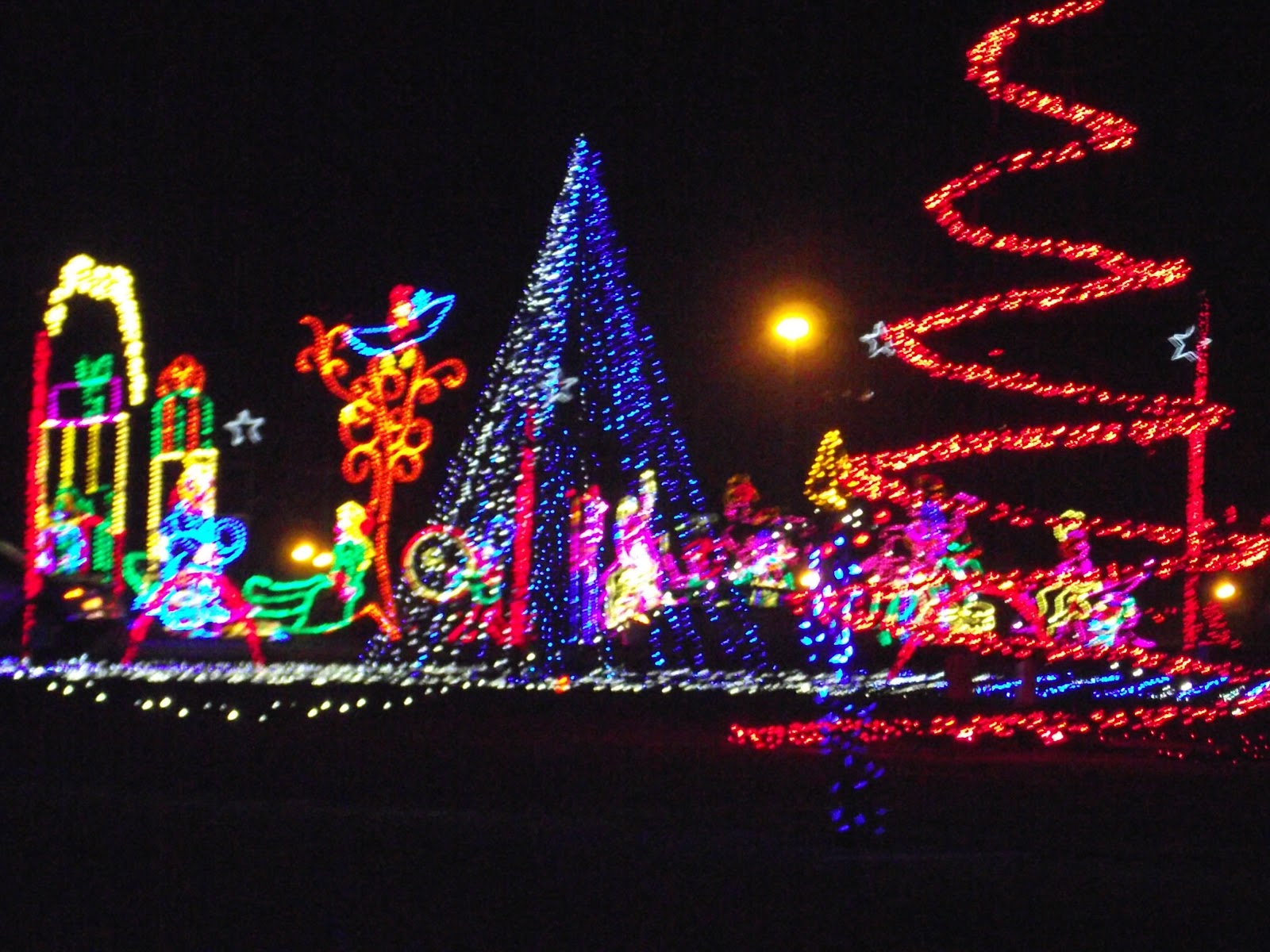 Youve Been Reviewed: Shadrack's Christmas Wonderland lights 2012 ...