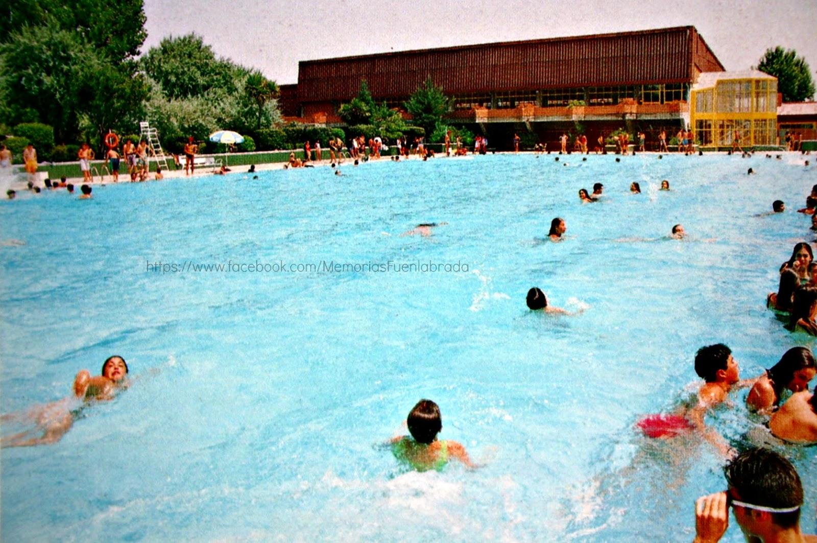 memorias de fuenlabrada antigua piscina ol mpica