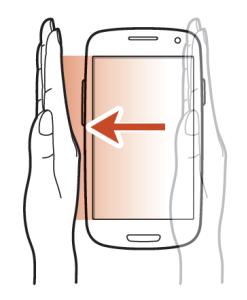 Faire une capture d'écran sur Samsung Galaxy S3