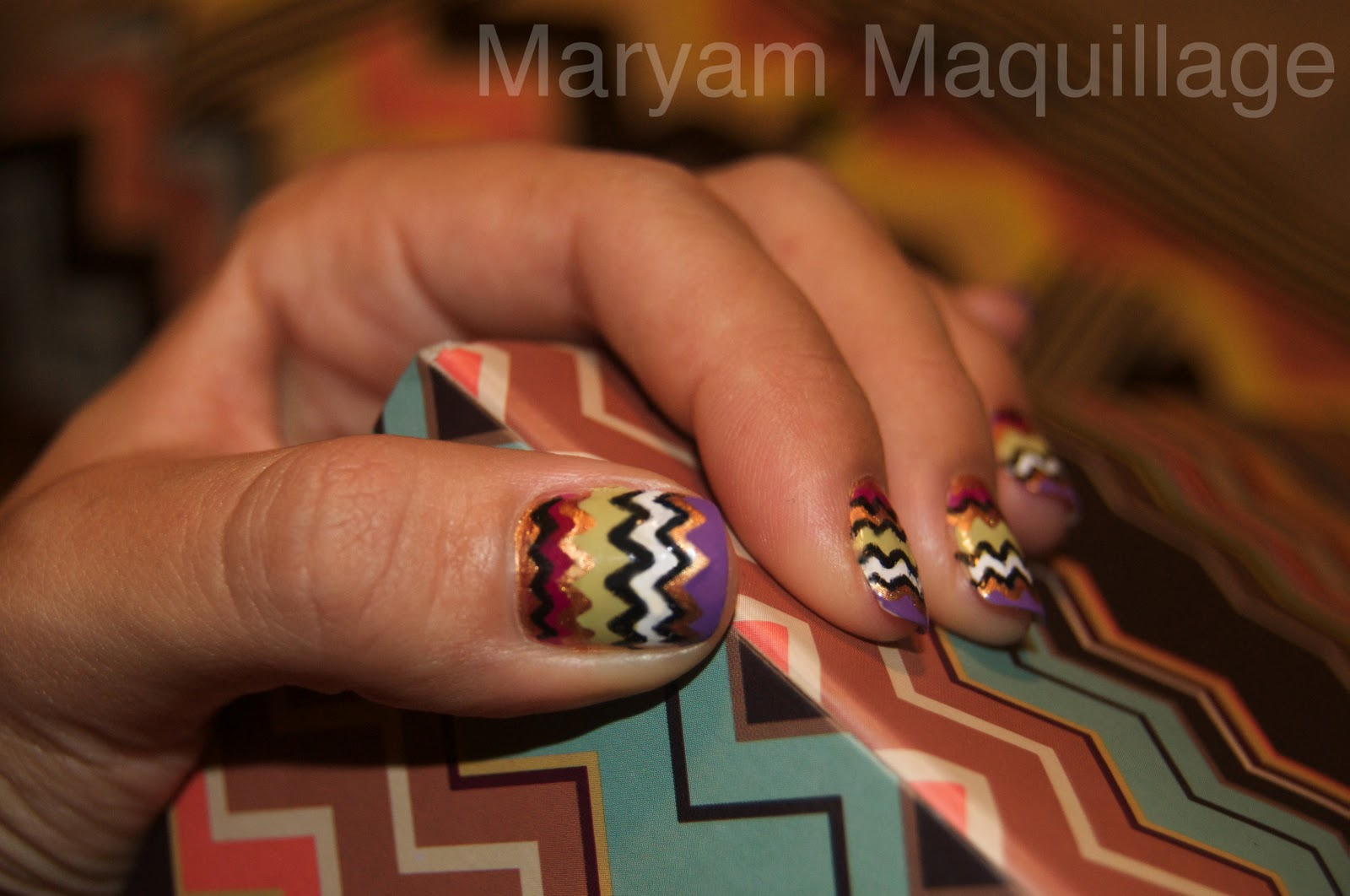 Maryam Maquillage: September 2011