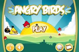 Angry Birds screen shot