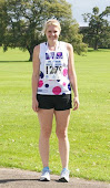 After I completed the Chippenham Half Marathon - September 2011
