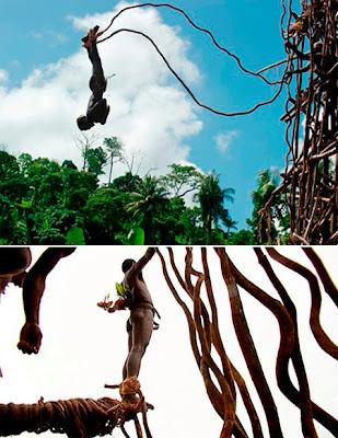 Nanggol: Land Diving (Vanuatu)