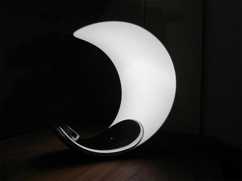 Blog luceplan presenta la nuova lampada - Lampade moderne da tavolo ...