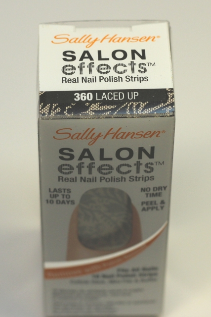 Sally Hansen Salon effects #360 Laced Up