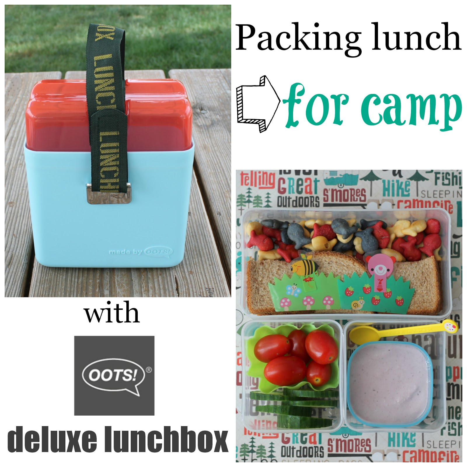 mamabelly's lunches with love july  - camp lunch