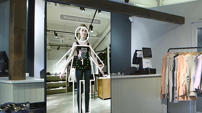 camerino virtuale fx mirror