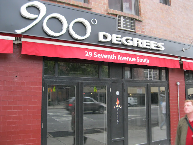 900 Degrees has closed it's New York City doors