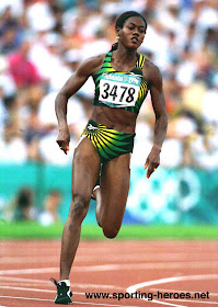 Lowrie Chin Post Merlene Ottey A Fab 52 Today