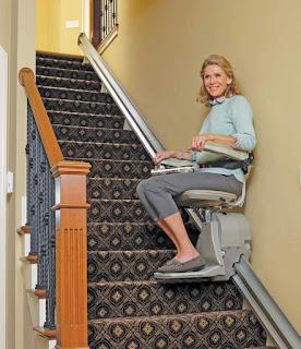 Staircase elevator -  elevatorstudy.com