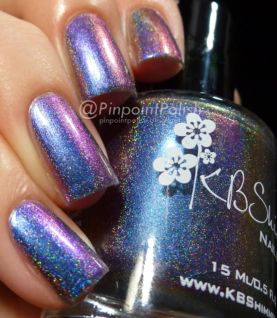 Rollin' With The Chromies, KBShimmer, swatch