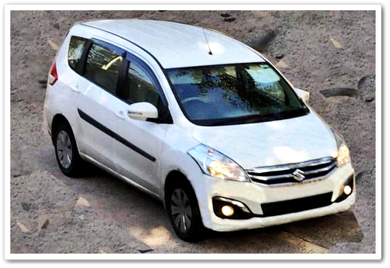 Perubahan Minor Change Suzuki Ertiga Facelift 2015