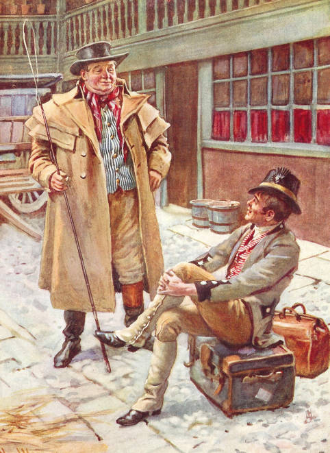 a review of charles dickens book the pickwick papers Free ebook: the pickwick papers by charles dickens  each character in the  pickwick papers, as in many other dickens novels, is drawn  reader reviews.