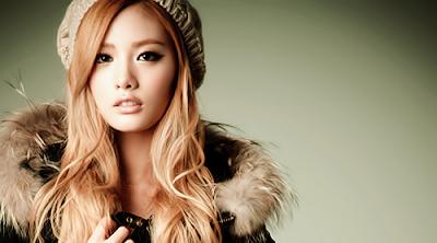 Nana - After School's Beauty Orange Caramel Pretty Sexy Cute