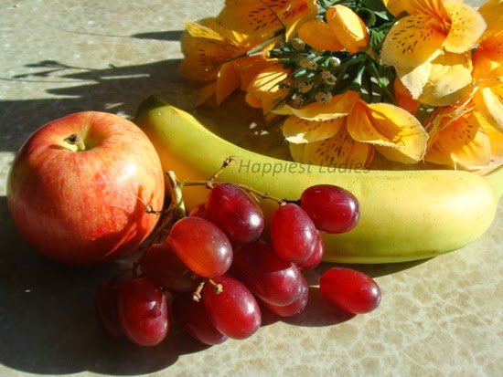fresh fruits for healthy skin