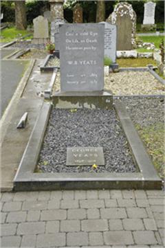 tomba yeats drucliff - sligo - irlanda