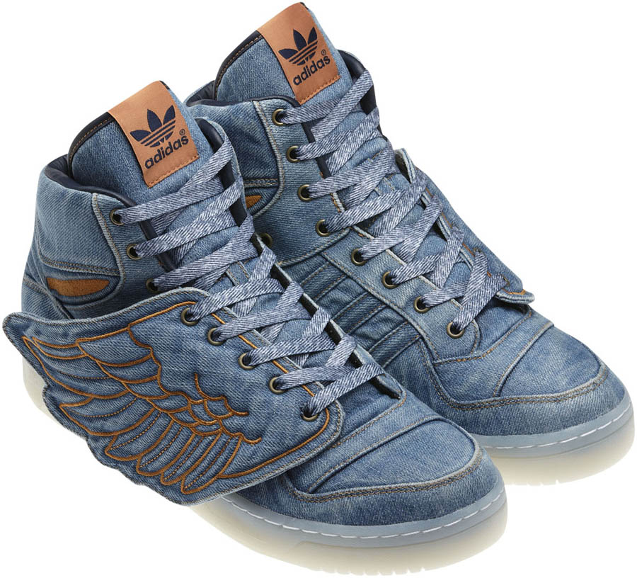 8f6344e5be1 adidas Originals x Jeremy Scott 2012 Spring Summer Collection for February  Release!