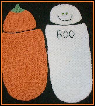 Halloween Cocoons