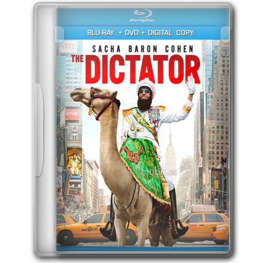El Dictador [BrRip 720p] [Audio Español Latino] [2012] ()